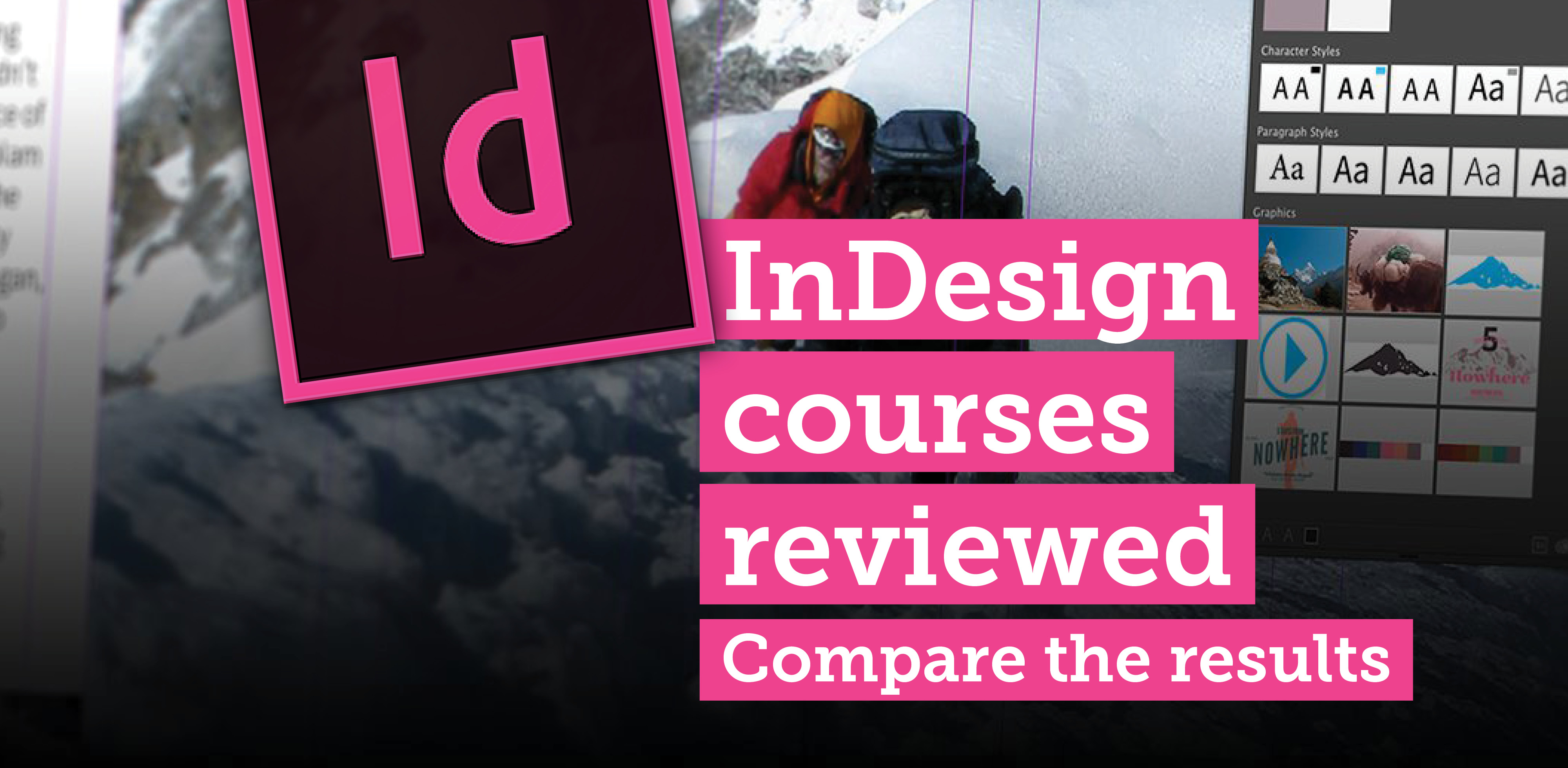InDesign Courses Auckland