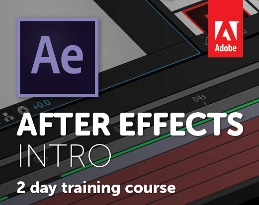 Adobe After Effects Training Tutorial Course