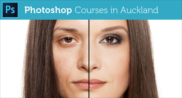 List of photoshop courses in Auckland