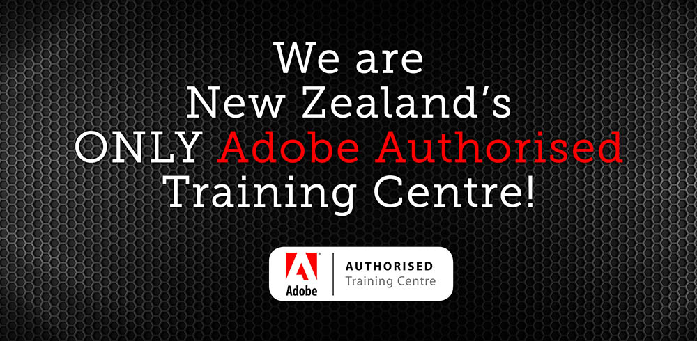 Adobe Authorised training centre