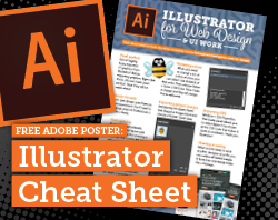 Free Adobe Illustrator Cheatsheet at Bringyourownlaptop.com