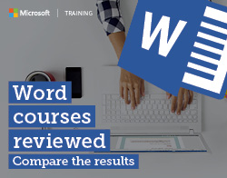 List of Microsoft Word Courses in Auckland